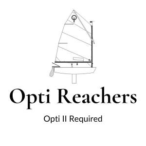 Opti Reachers Orient Yacht Club