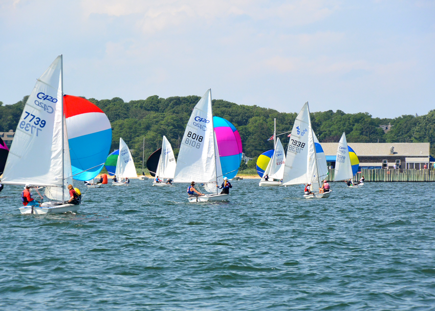 Orient Yacht Club Racing