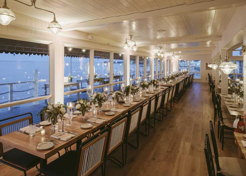 Orient Yacht Club Dinner